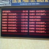 Photo taken at Regal Cinemas Brandywine Town Center 16 by Brittany H. on 7/20/2012