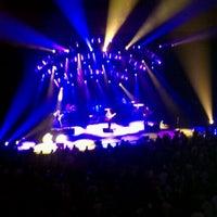 Photo taken at Stephens Auditorium by Jason S. on 10/28/2011