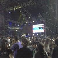 Photo taken at Estadio de la Universidad Nacional Mayor de San Marcos by Enzzo P. on 12/4/2011