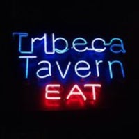 Photo taken at Tribeca Tavern by Scott B. on 11/6/2011
