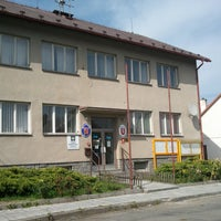 Photo taken at Úřad městyse Kolinec by -luc- on 8/21/2011