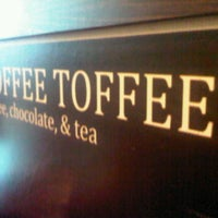 Photo taken at Coffee toffee by agus v. on 12/3/2011