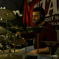 Photo taken at Drum Groove School Di Andrea Pollastri by Andrew P. on 12/7/2011