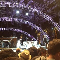 Photo taken at Coachella Outdoor Theatre by Erin N. on 4/15/2012