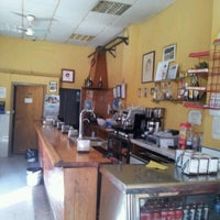 "Photo taken at Cafetería Natalia ""La Pelos"" by KINY R. on 9/5/2011"