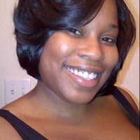 Photo taken at Chanda's Unique Hair Salon by Neé on 3/12/2012