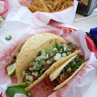 Photo taken at Tia Cori's Tacos by Charles C. on 6/21/2012