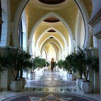10/25/2011 tarihinde Tareq F.ziyaretçi tarafından One and Only Royal Mirage Resort'de çekilen fotoğraf