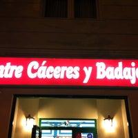 Foto tomada en Entre Cáceres y Badajoz por Ivan C. el 12/12/2011