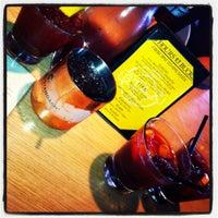 Photo taken at Stax Burger Bistro by @SlopFunkDust on 7/9/2012