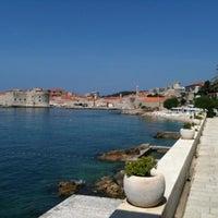 Photo taken at Excelsior Hotel Dubrovnik by Shamy K. on 7/14/2011