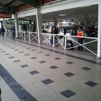 Photo taken at Terminal de Buses Santiago by José N. on 8/20/2012