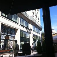 Photo taken at Le Méridien Budapest by Kevin G. on 8/31/2012