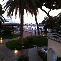Photo taken at Quisisana Grand Hotel by Matteo M. on 10/5/2011
