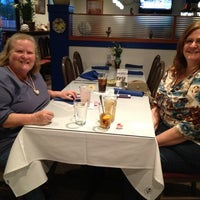Photo taken at Greek Islands Restaurant by Suzanne H. on 4/8/2012