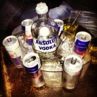 Photo taken at M1 Lounge Bar & Club by Guven K. on 9/13/2012