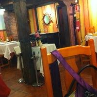 Foto tomada en Restaurante L'Albar por Moisés C. el 5/10/2012