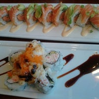 Photo taken at Kabuki Japanese Restaurant by Stephanie G. on 8/7/2012