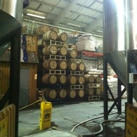 Photo taken at Rogue Ales Brewer's on the Bay by Mikey Ariel B. on 10/27/2011