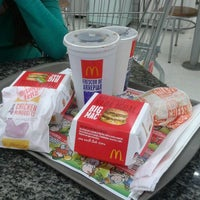 Photo taken at McDonald's by Junior C. on 10/16/2011