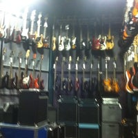 Photo taken at Guitar Center by Tricia K. on 7/21/2011