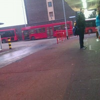 Photo taken at Hounslow Bus Station by Kathy M. on 10/29/2011