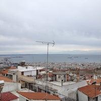 Photo taken at Thessaloniki by Orest P. on 4/11/2012
