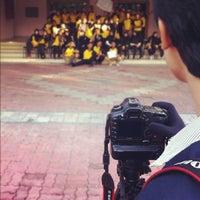 Photo taken at Dewan Gemilang UniKL-BMI by Tarmizi A. on 7/26/2012
