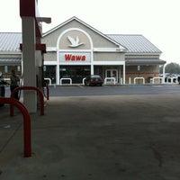 Photo taken at Wawa by Jennifer T. on 10/24/2011