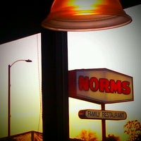 Photo taken at Norms by Marcie T. on 1/2/2012