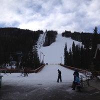 Photo taken at River Run Gondola, Keystone Resort by Jean M. on 3/11/2012