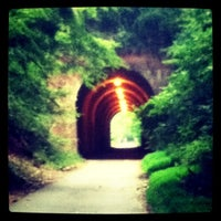 Photo taken at Capital Crescent Trail - Bethesda by Keely Elizabeth S. on 7/31/2011