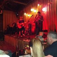 Photo taken at Hip Kitty Jazz & Fondue by Joseph H. on 1/29/2012