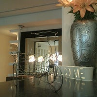 Photo taken at O&B Athens Boutique Hotel by I like G. on 7/5/2012