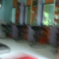 Photo taken at Cantika Salon by Linda D. on 2/25/2012