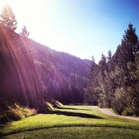 Photo taken at Eagle Vail Golf Course by Ian B. on 8/25/2012