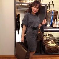 Photo taken at Louis Vuitton by asystasia m. on 8/25/2012