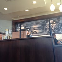 Photo taken at Starbucks by Matthew D. on 4/3/2012