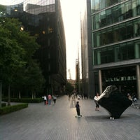 Photo taken at More London Riverside by Ramiel G. on 7/21/2012