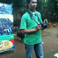 Photo taken at Sekolah Citra Alam Ciganjur by Afhi R. on 12/20/2011