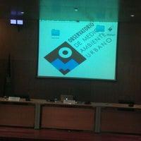 Foto tomada en OMAU (Observatorio de Medio Ambiente Urbano de Málaga) por Néstor R. el 11/10/2011
