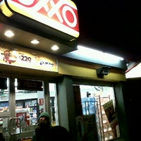 Photo taken at OXXO Cerezos by Guillermo R. on 1/3/2012