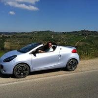 Photo taken at Albergo Del Chianti by Jaap W. on 8/16/2011