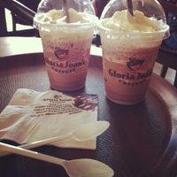 8/22/2012 tarihinde Doğa G.ziyaretçi tarafından Gloria Jean's Coffees'de çekilen fotoğraf