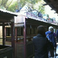 Photo taken at Wildlife Express Train by Arthur H. on 11/30/2011