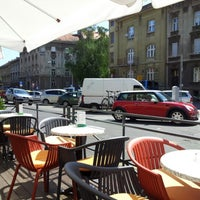 Photo taken at Caffe bar Britanac by Radwan J. on 7/14/2012