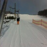 รูปภาพถ่ายที่ Тёплая Гора โดย Yuri K. เมื่อ 3/10/2012