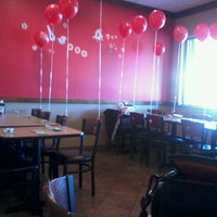 Photo taken at Stevie B's Pizza by Paltry H. on 10/22/2011