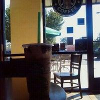 Photo taken at Starbucks by Sandra M. on 10/17/2011