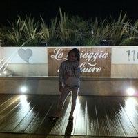 Foto scattata a La Spiaggia Del Cuore 110 da Manuela T. il 9/2/2012